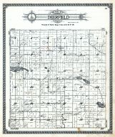 Deerfield Township, Waushara County 1924
